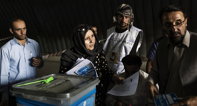 Afghanistan Election Conundrum: Political pressure on